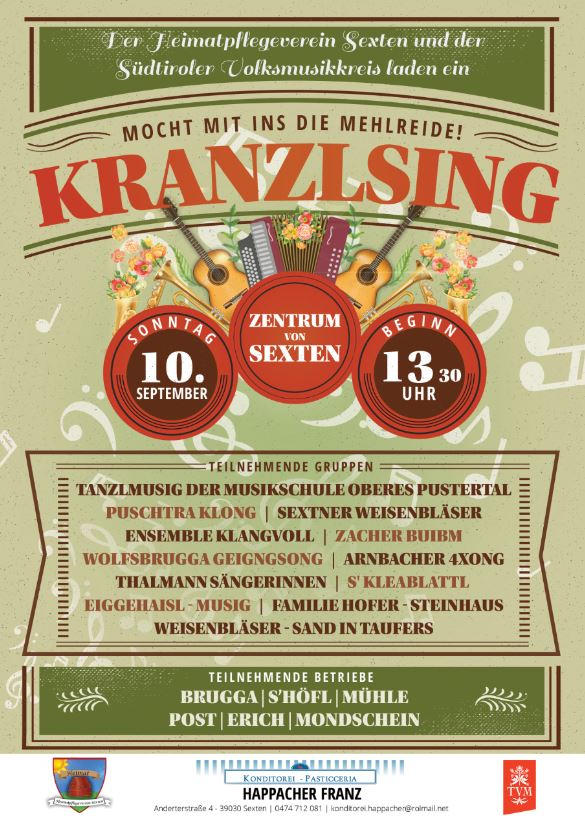 Kranzlsing